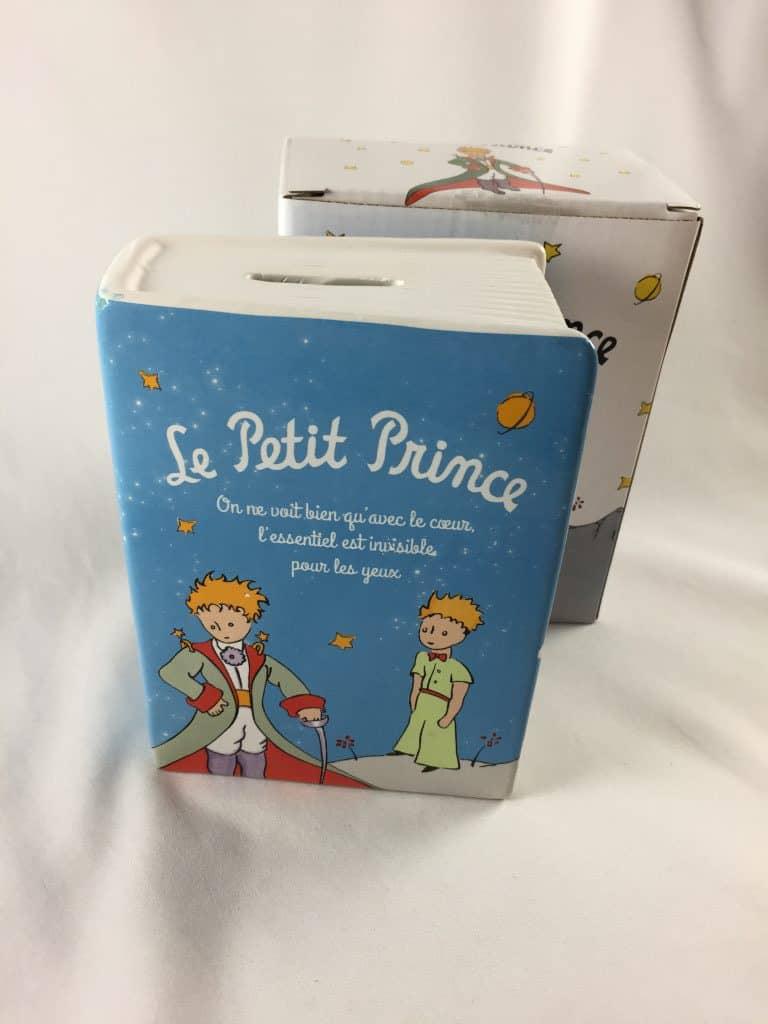 Tirelire Livre Le Petit Prince