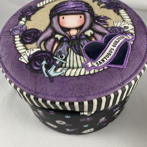 Malette a accessoires Gorjuss Pirates Sea Nixies